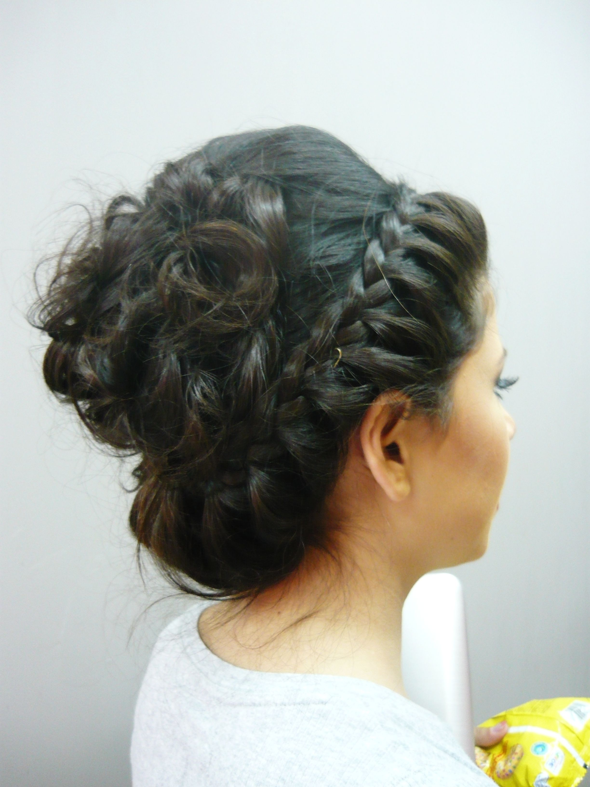 Love this for party or formal event hairdo pinterest updo
