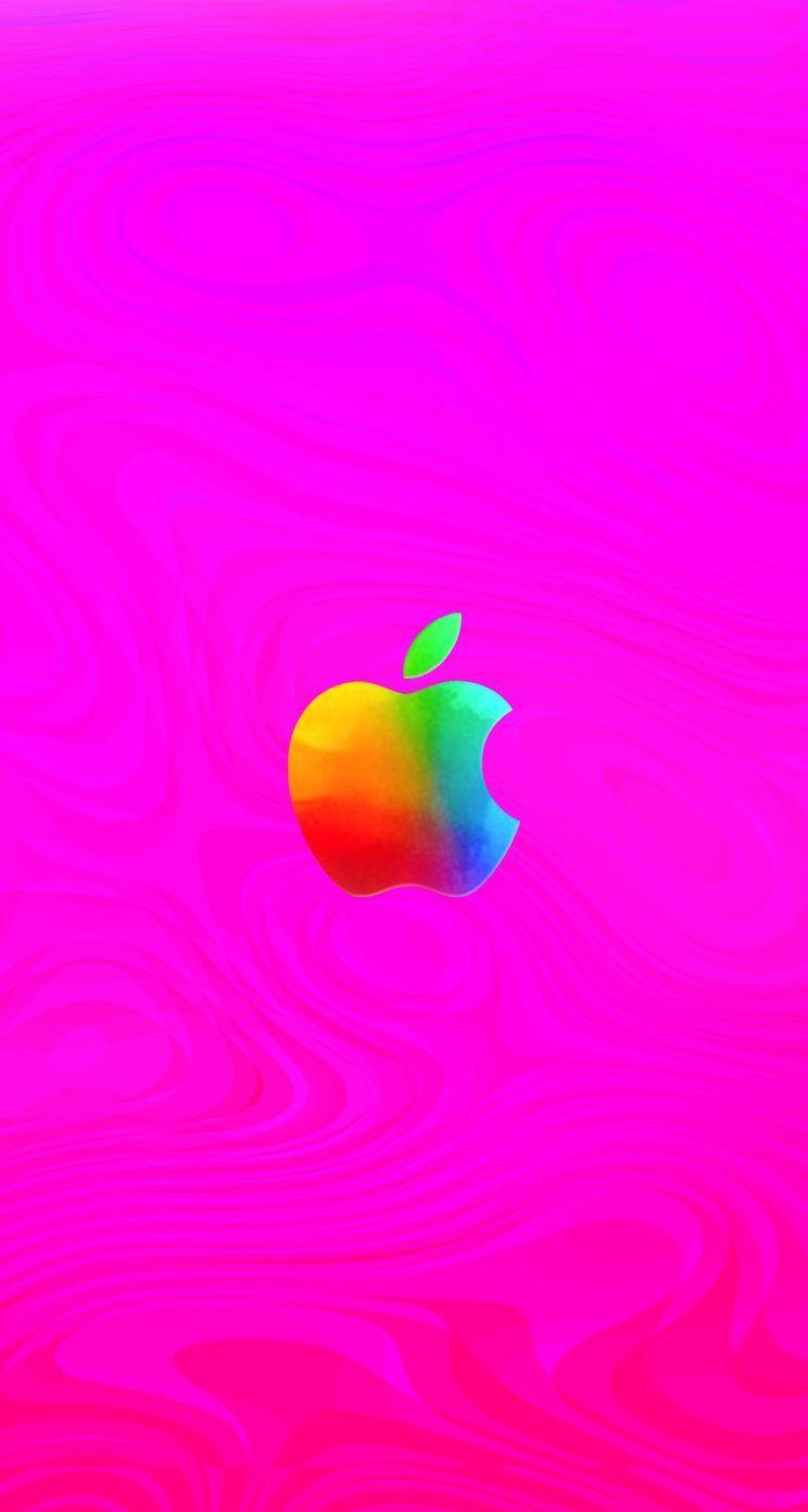 Apple桃 iPhone5s壁紙