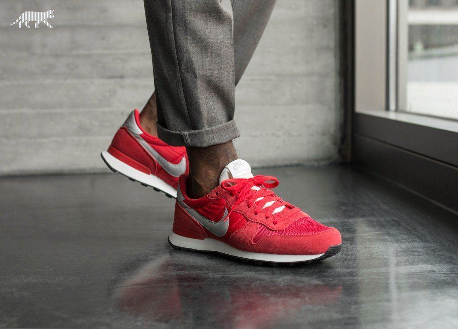 Wmns Nike W internationlist PRM 828404600 Sneaker lifestyle casual Scarpe da