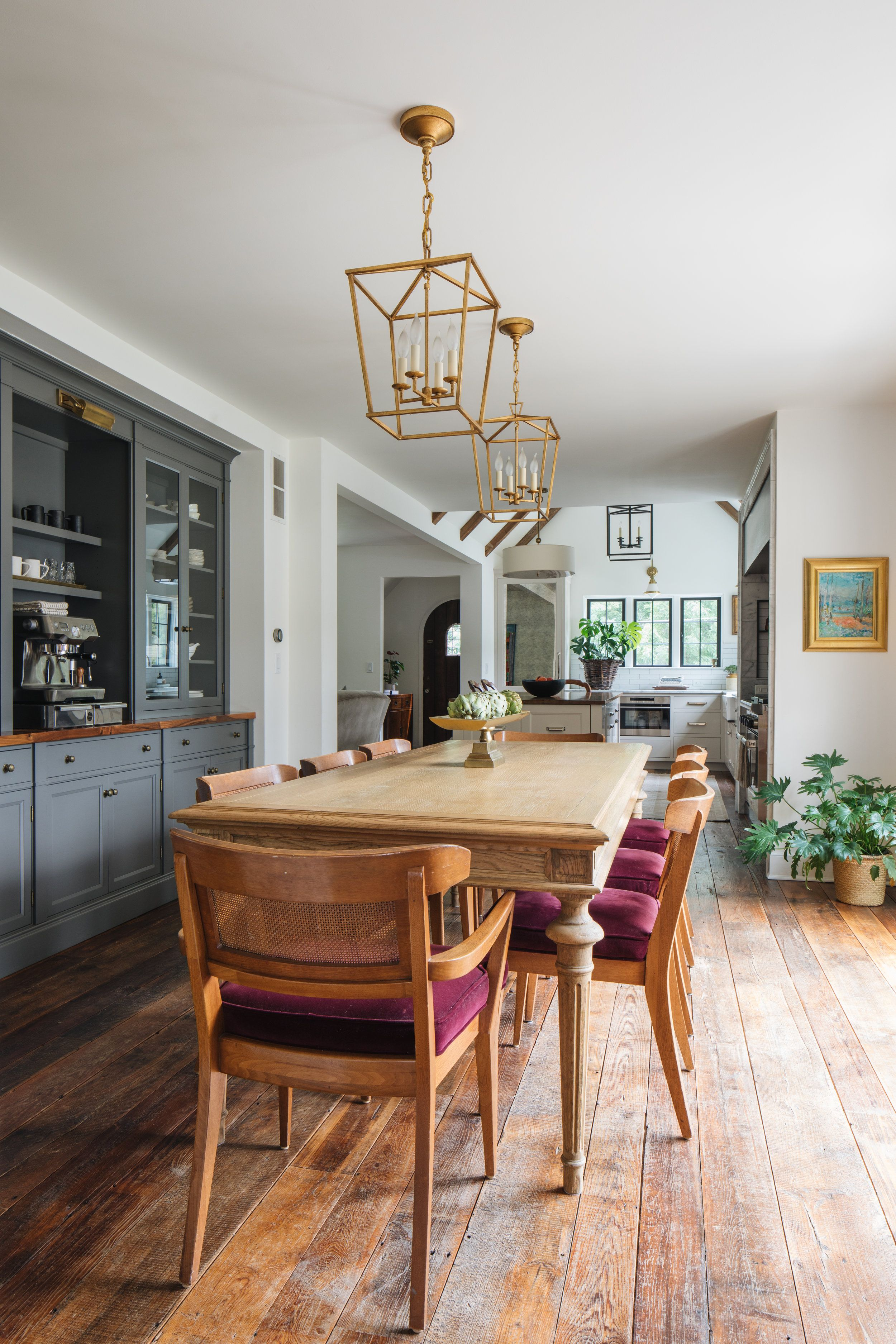 Pin On Interiors Dining Rooms