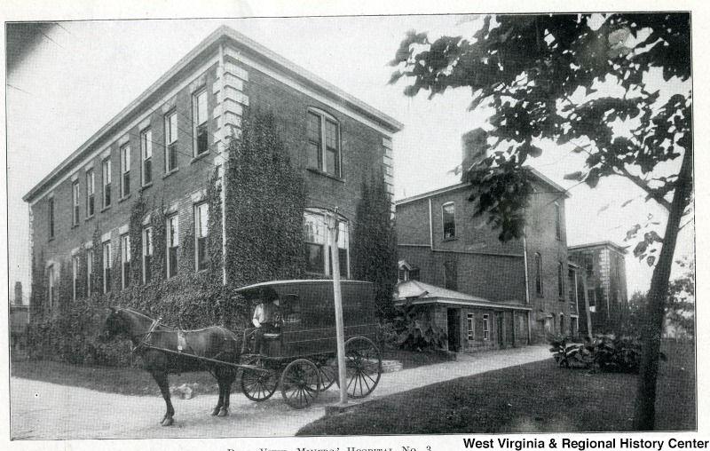 Frontthumbnail West virginia history, Fairmont west