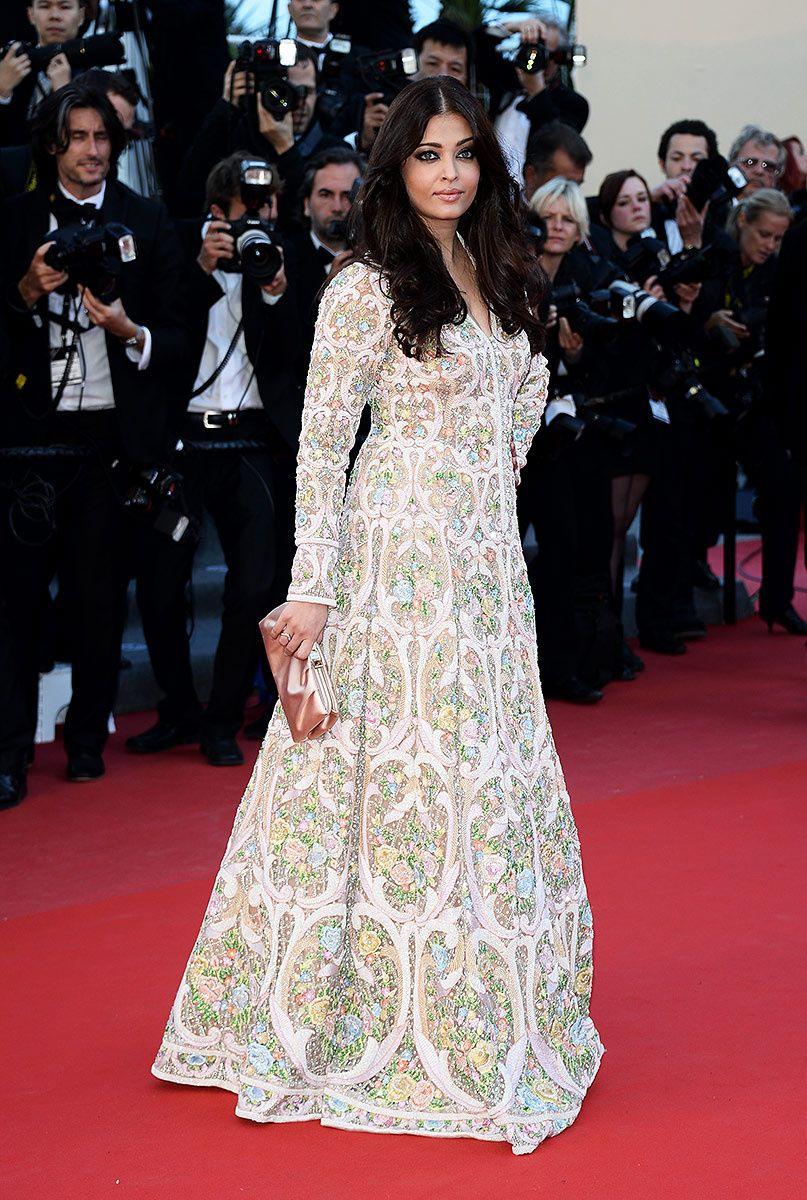 Festival Internacional de Cine de Cannes 2013 alfombra roja red carpet photocall - Aishwarya Rai