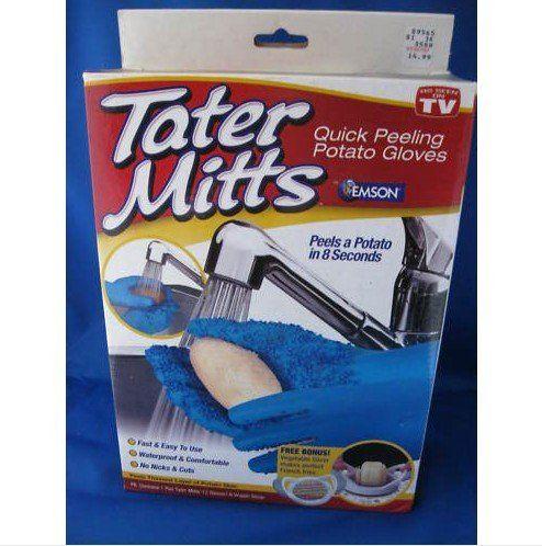 Odd Kitchen Gadgets | STRANGE KITCHEN TOOLS U0026 GADGETS   TATER MITTS. I Have  Seen