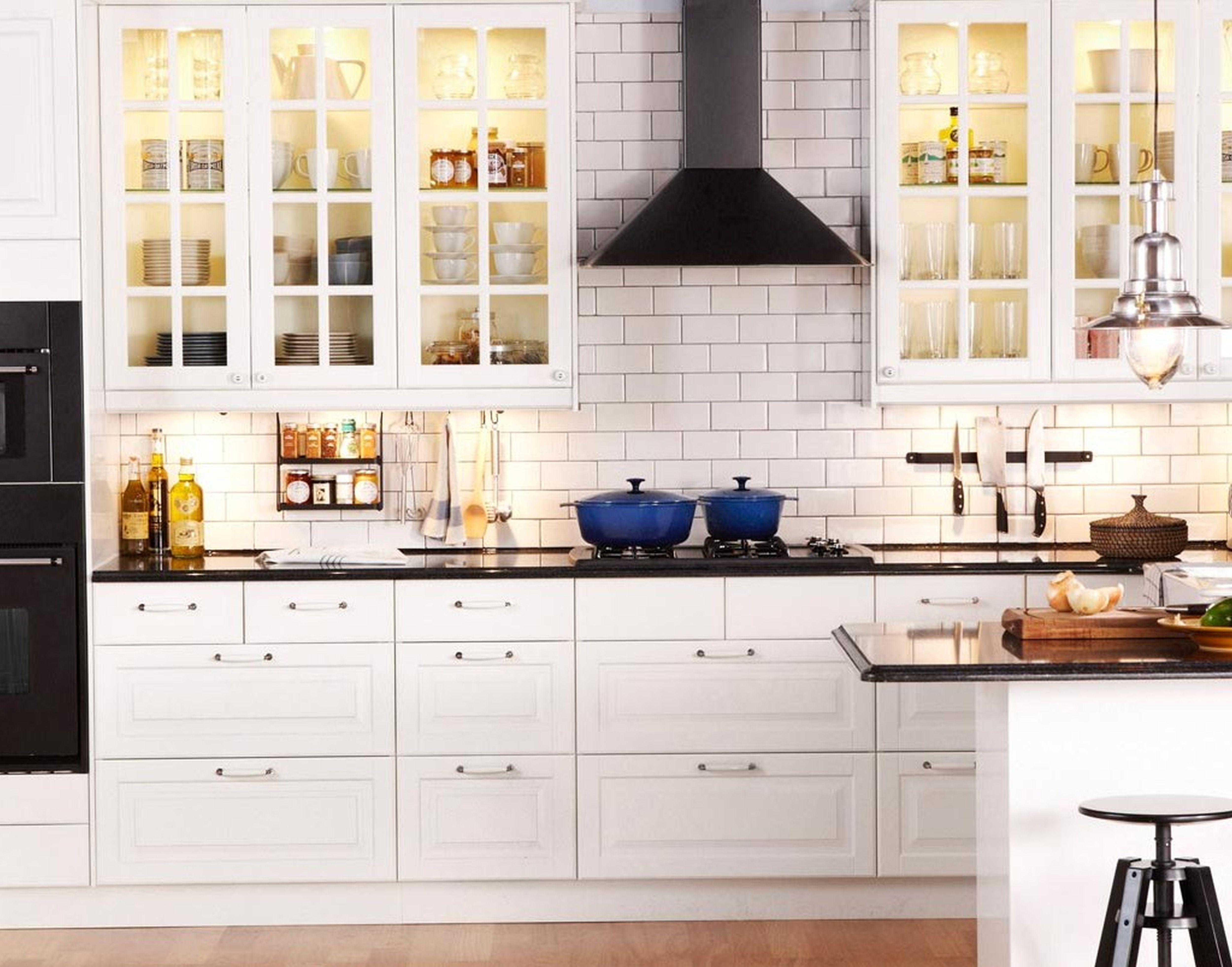 Best Kitchen Gallery: White Kitchen Ultimate White Kitchen Designs Modern Kitchen of Ikea White Cabinets Kitchen on rachelxblog.com