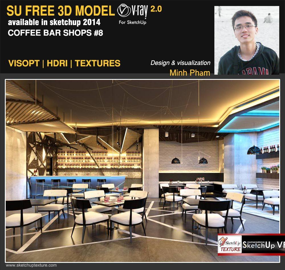 Pin di sketchup texture su sketchup free 3d models for Software progettazione giardini 3d free