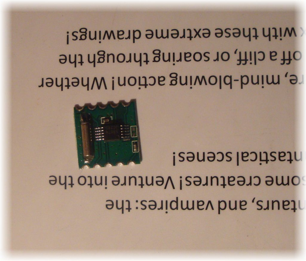 Digital Radio IC module, for DIY, build your own radio receiver, needs a microcontroller, I2C interface.  visit my ebay store: http://stores.ebay.com/pic-hitechworld