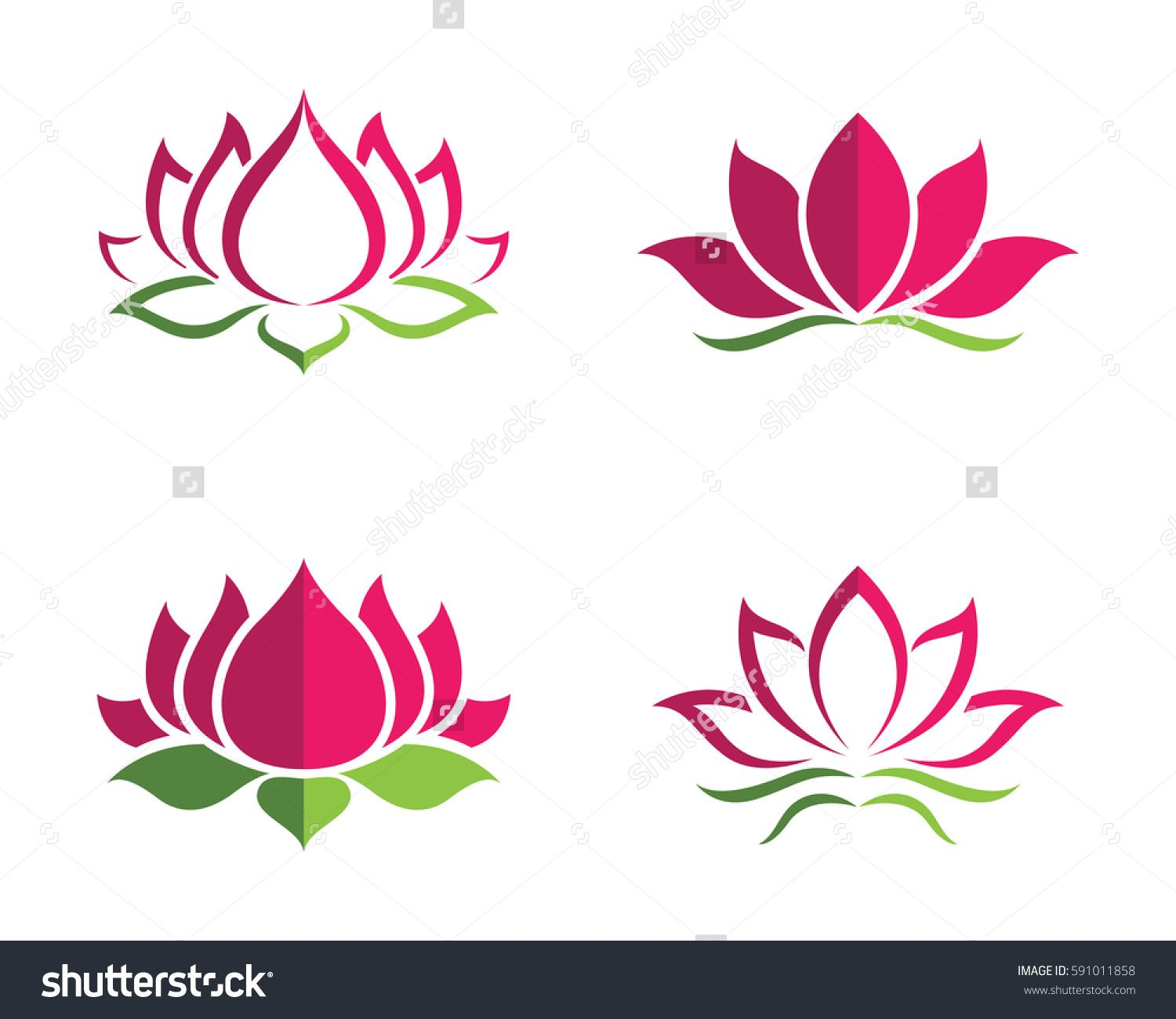 Beauty vector lotus flowers design logo template icon lotus beauty vector lotus flowers design logo template icon izmirmasajfo