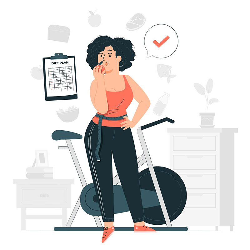 القضاء على الكرش بسرعة اكتشف مكونات جدول رجيم البروتين نظام غذائي صحي يساعدك على إنقاص وزنك 7 كيلو In 2021 Stationary Bike Gym Diet