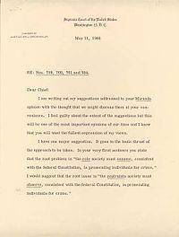 Miranda v. arizona persuasive essay