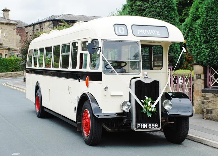 Not A Classic Wedding Car Hire Opt For Vintage Coach