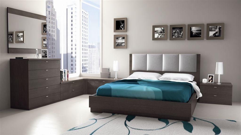 Habitaciones juveniles buscar con google mobles for Alfombra azul turquesa del dormitorio