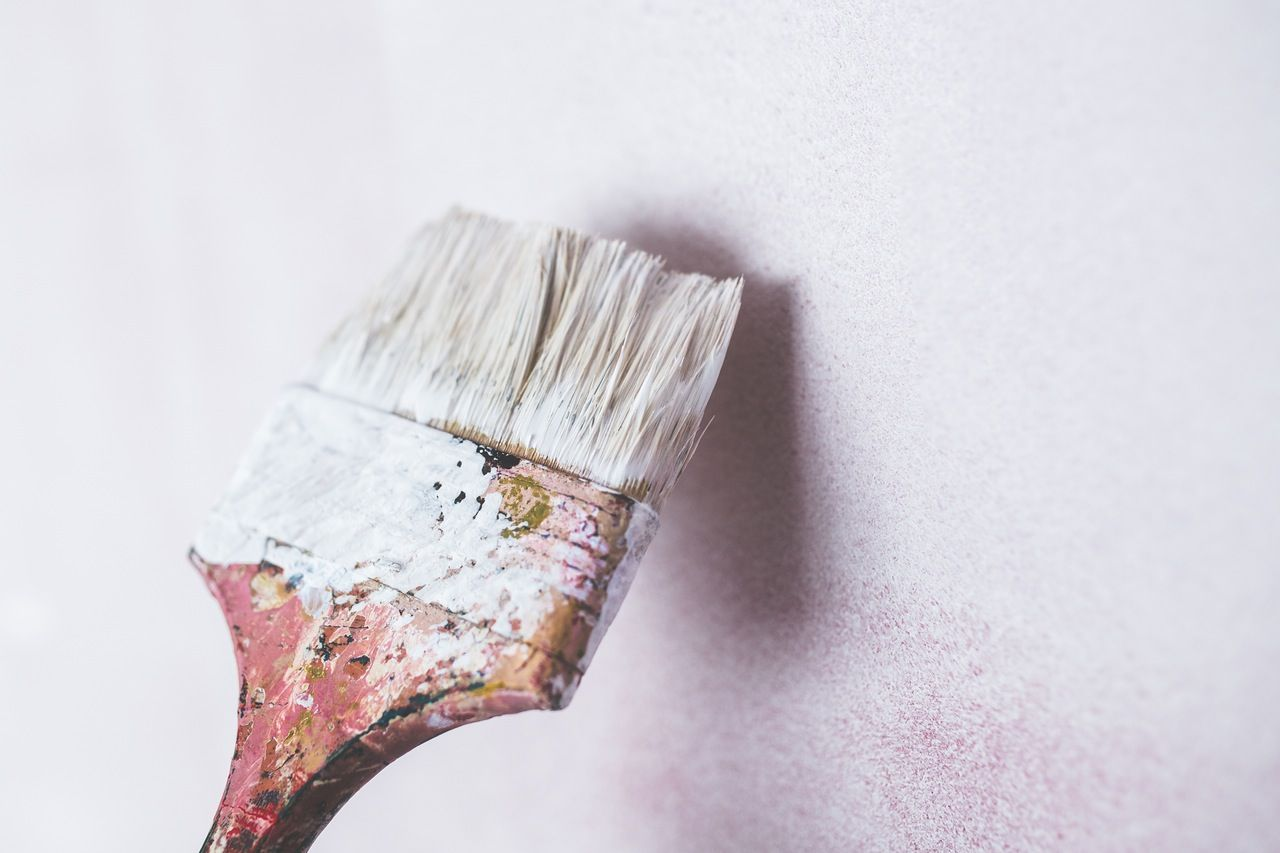 Painting is a popular decorating project