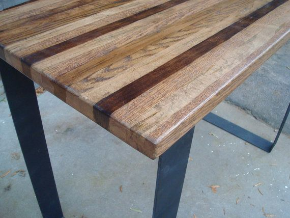 steel bar table high kitchen table pub by