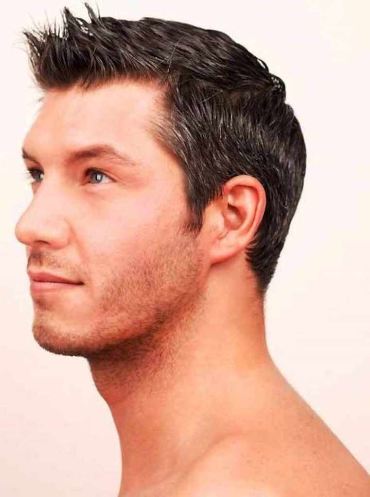 Best Hairstyles Spiky Hairstyles For Men 2015 The Short Spiky