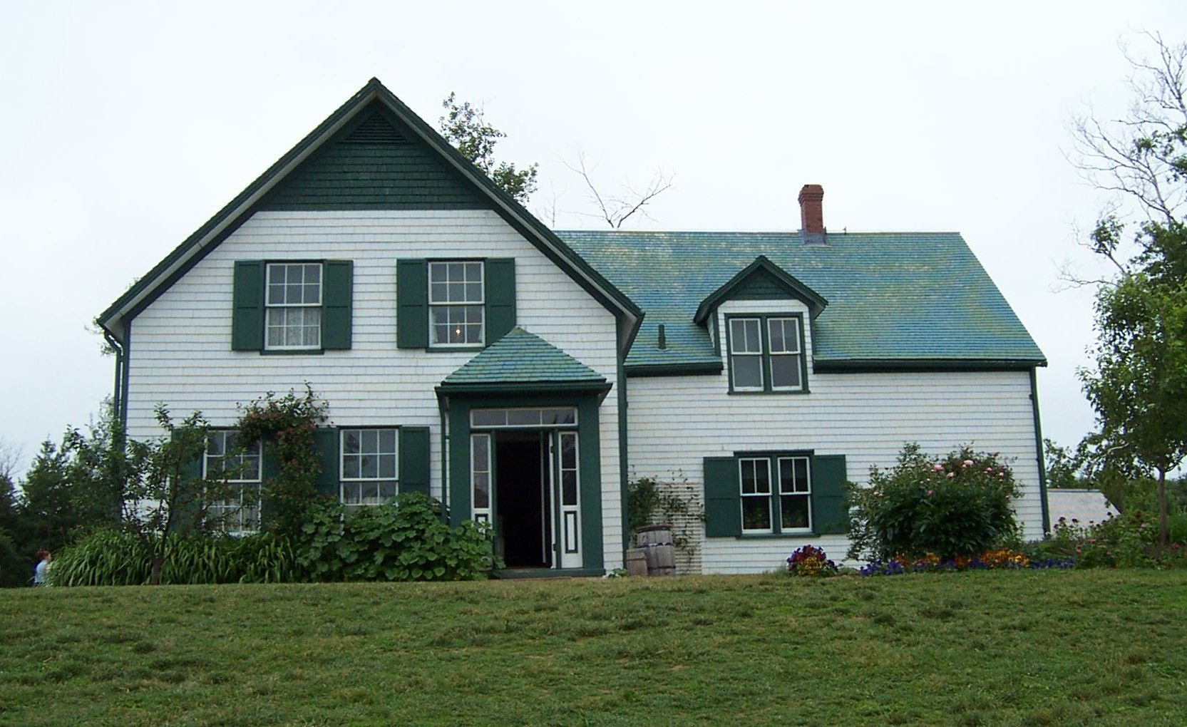Anne Of Green Gables House Is Located On Prince Edward Island