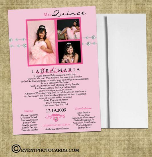 Quinceanera invitations cards httpeventphotocardsen quinceanera invitations cards httpeventphotocardsenquinceanera stopboris Choice Image