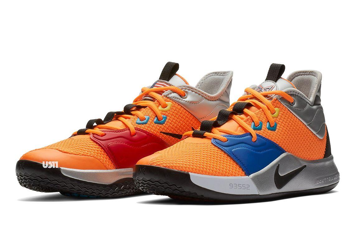 Nike PG 3 NASA Paul George Release Date