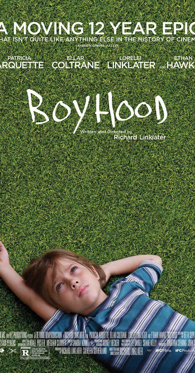 Boyhood 2014 Imdb Boyhood Movie Film Movie Boyhood