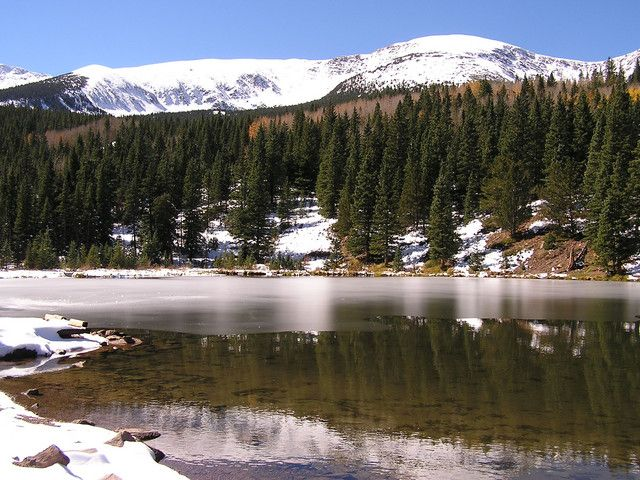 Bear Lake, Rocky Mountain National Park- my home away from home, we have a beautiful family home here.
