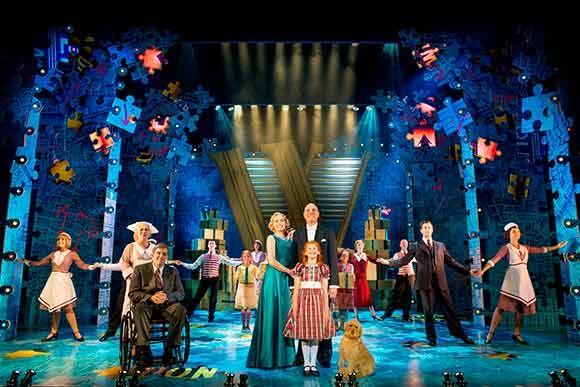 Annie The Musical London West End
