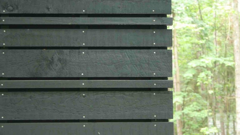 Stained Pine Exterior Siding Gorgeous Exterior Cladding House