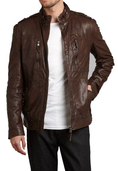 17 Best images about leather jackets on Pinterest | Men's leather ...