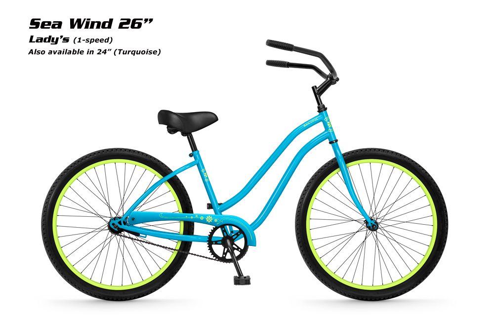 Phat Cycles Sea Wind 1 Ladys single speed $199