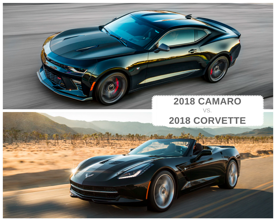 Camaro Vs Corvette >> Pin On Our Blog