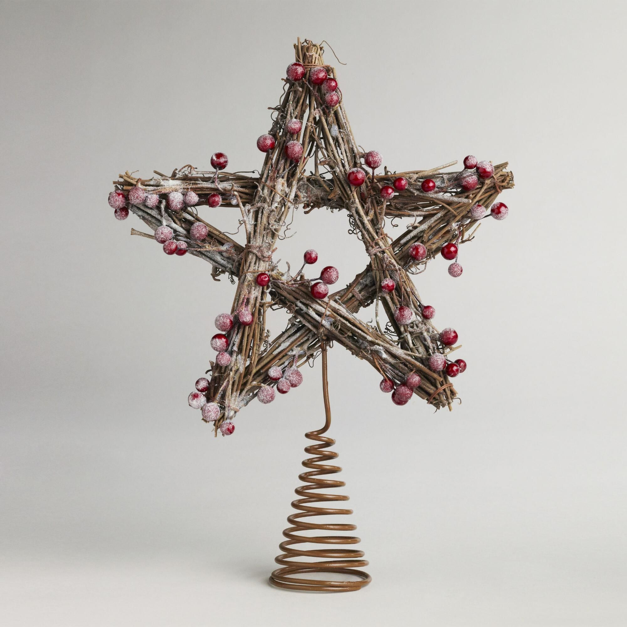 Tree Topper Stand