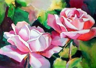 Watercolor Dvd Videos By Artist Ken Hosmer Aquarel