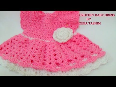 Crochet Baby Dress Pattern Free Easy Crochet Free Patterns
