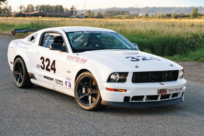 2008 Ford Mustang Gt Devolution Marc Sorger Has Good Reason For