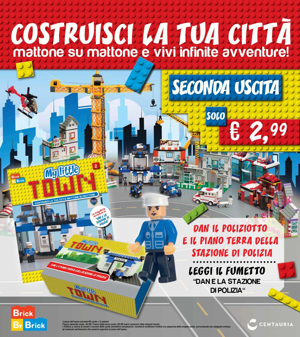 Centauria Poster Per My Little Town Air De Créativité