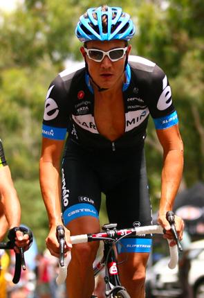 Heinrich Haussler Cyclisme