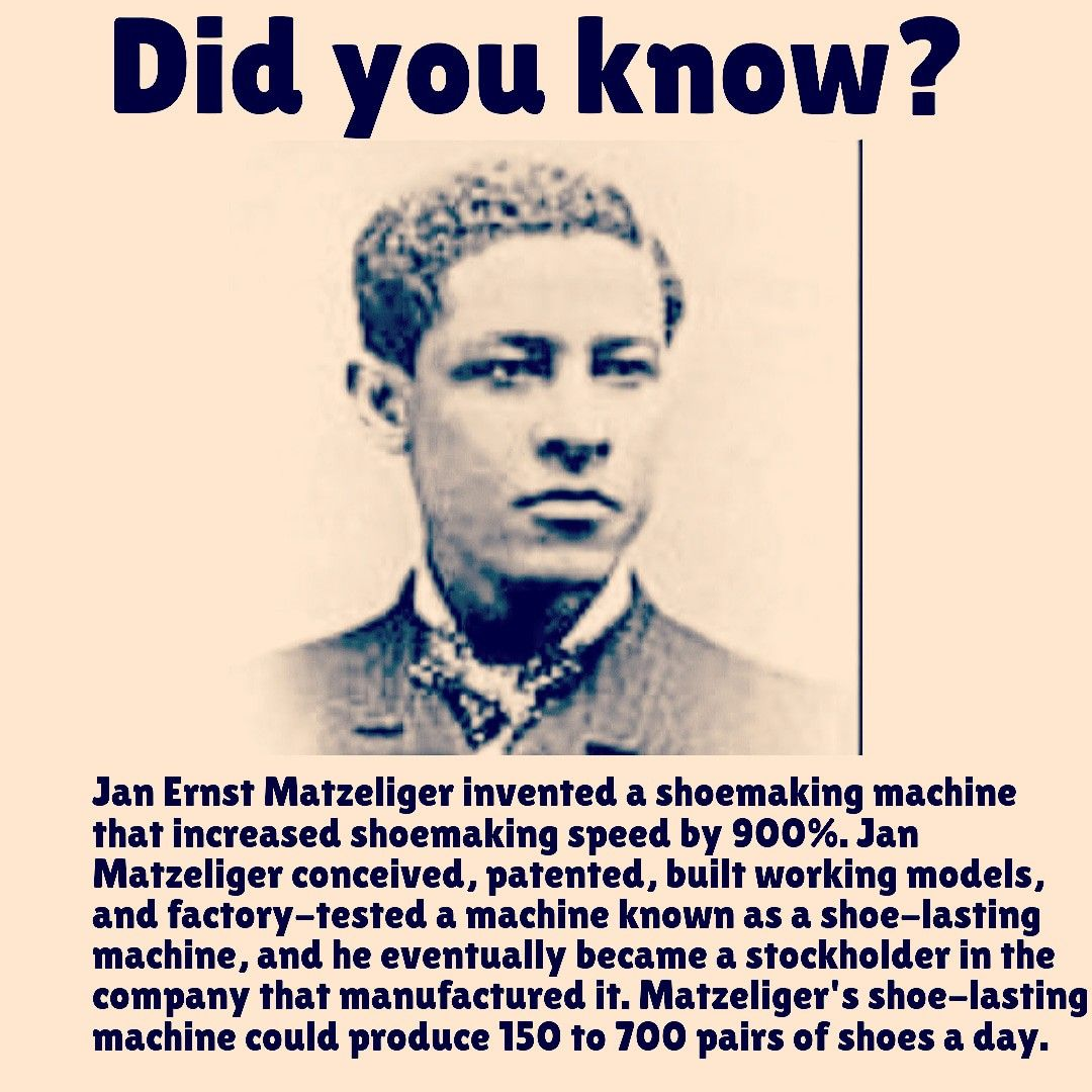 If You Know You Know Africanamerican Inventor