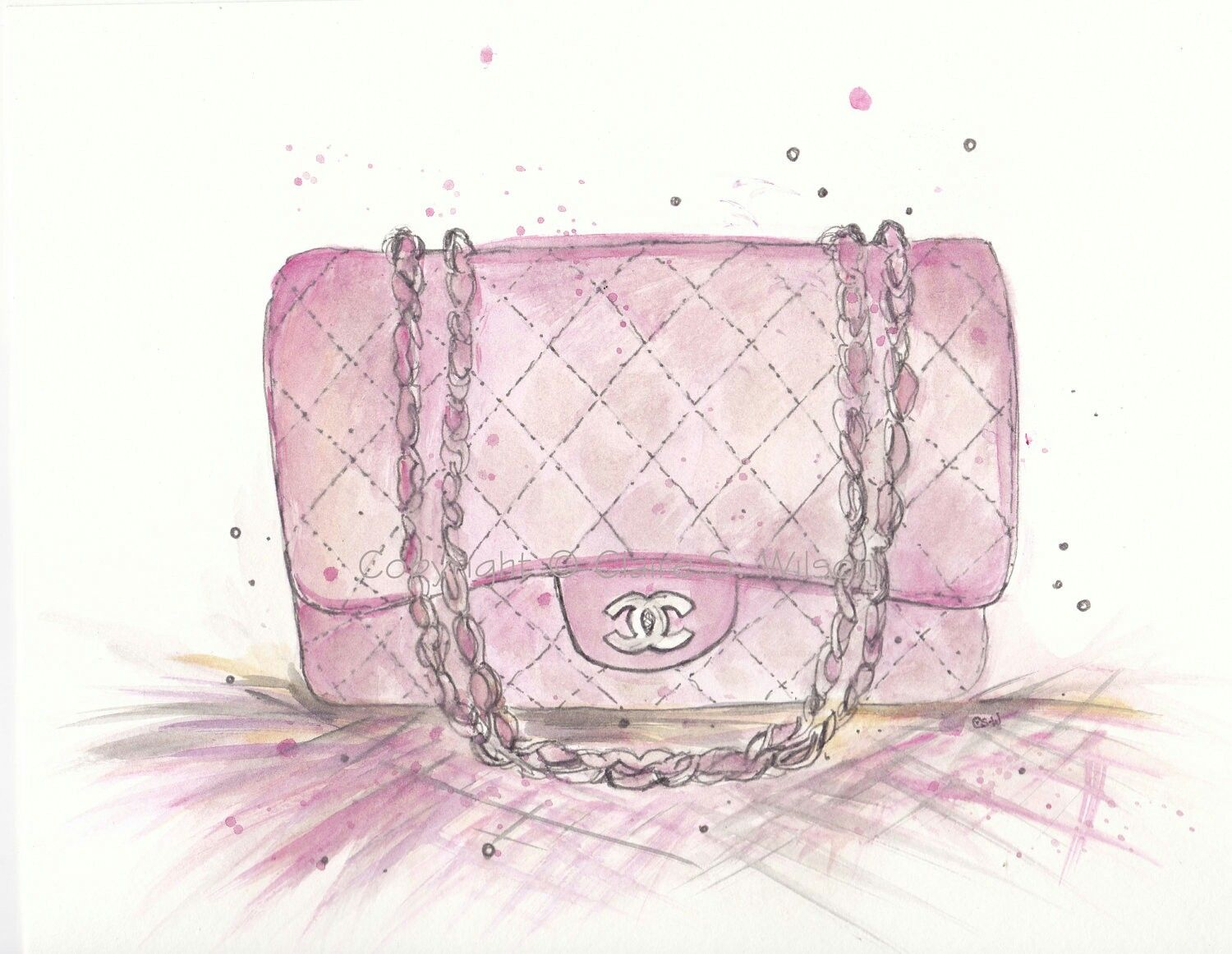 10ad3ac81274 Pin by Michelle Hosking on Chanel