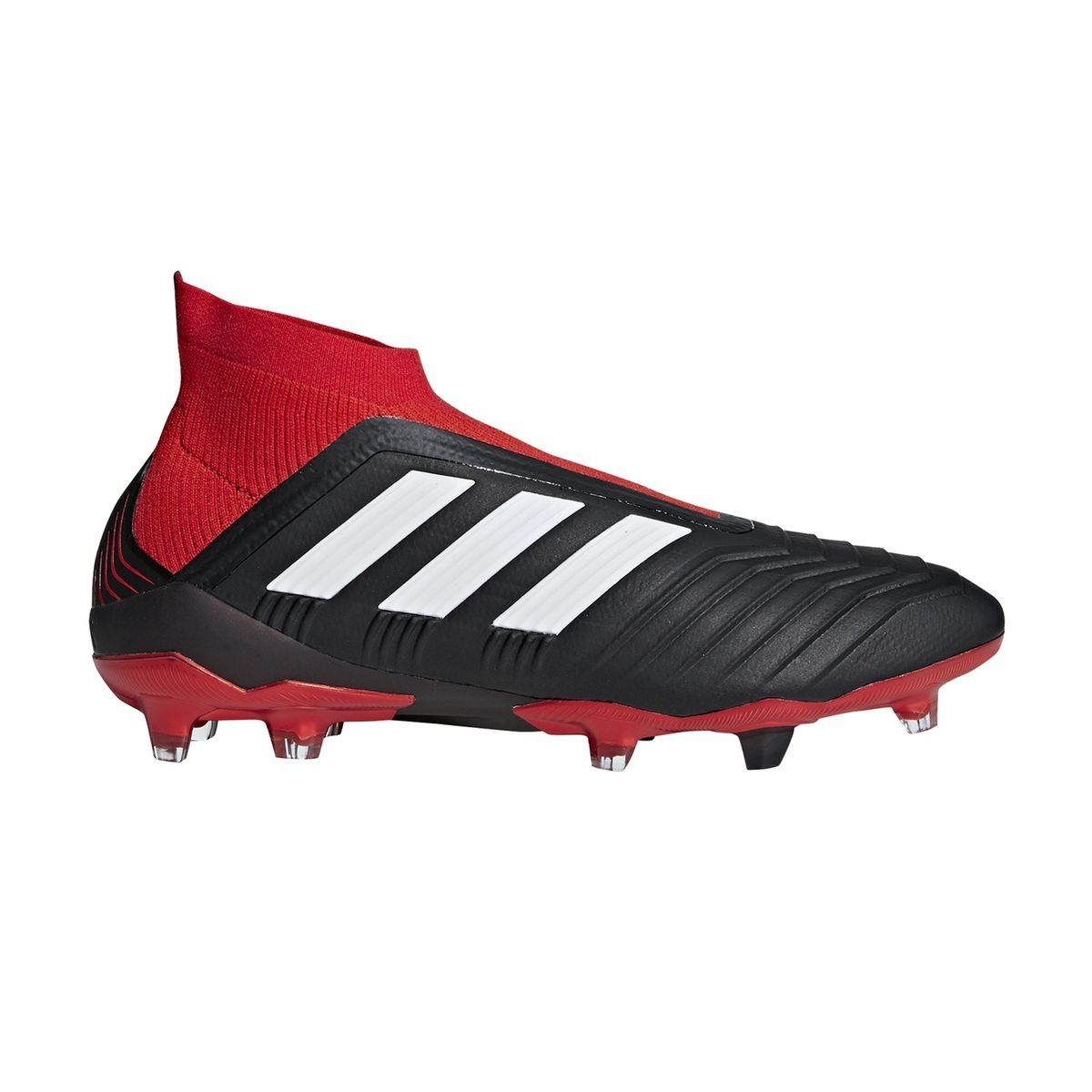 Predator Taille41 2 Rouge Lqa5r3c4js Football 18fg Chaussures 13;42;42 YDWIeH2E9
