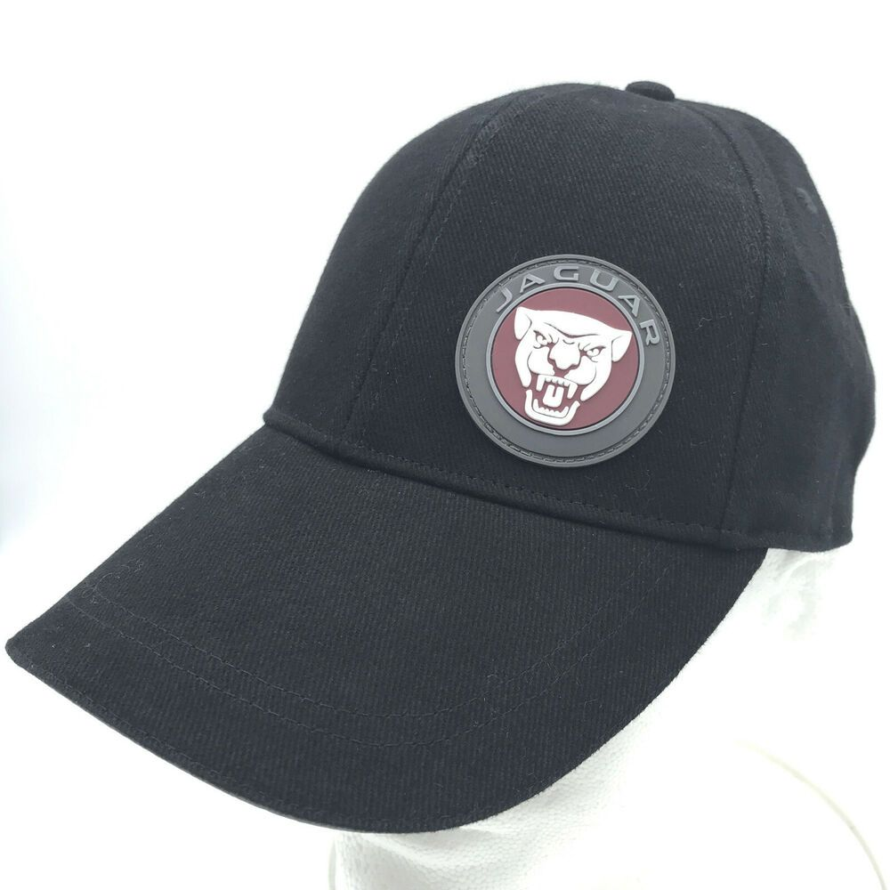 Jaguar Luxury Sports Car Hat Cap Baseball Style Adjustable Strapback Black Jaguar Baseballcap Car Hat Sports Cars Luxury Baseball