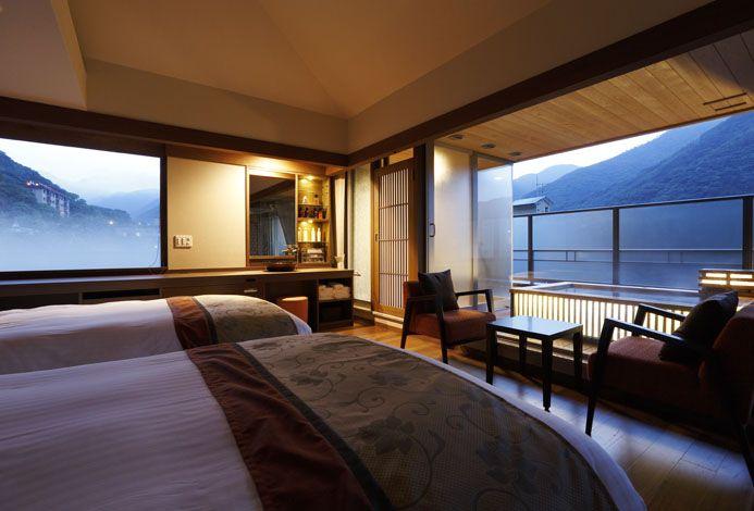 首都圏の高級旅館 ホテル一覧 宿泊予約は relux リラックス 日本のベッドルーム ホームインテリアデザイン 和のインテリア