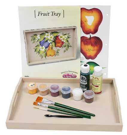 Donna Dewberry Glass Painting Kit