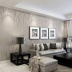 Elegant Loopsd Moderne Minimalistische Mode Vliestapete, Schlafzimmer Wohnzimmer TV  Wand Hauptdekor Hintergrundbild, 10 M * 0,53 M