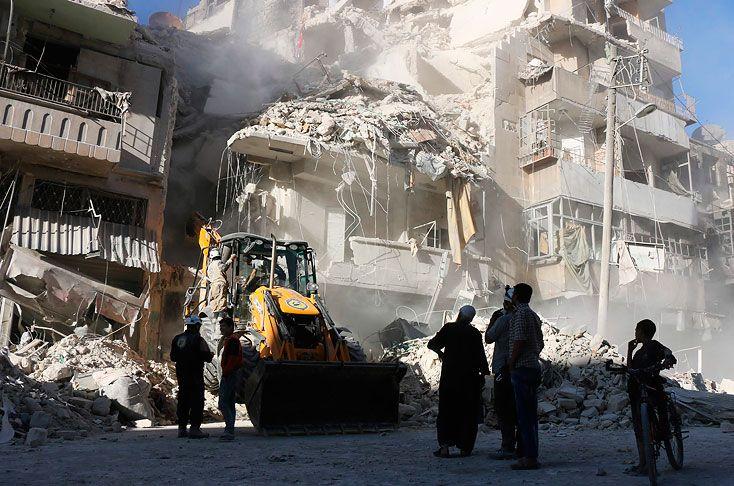 Asamblea de la ONU dominada por desilusión sobre conflicto sirio - El Pais - Cali Colombia