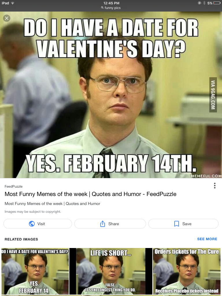 February 14th Is The Date Not Really But Lol Follow Me Funny Memes Funny Pictures Humor