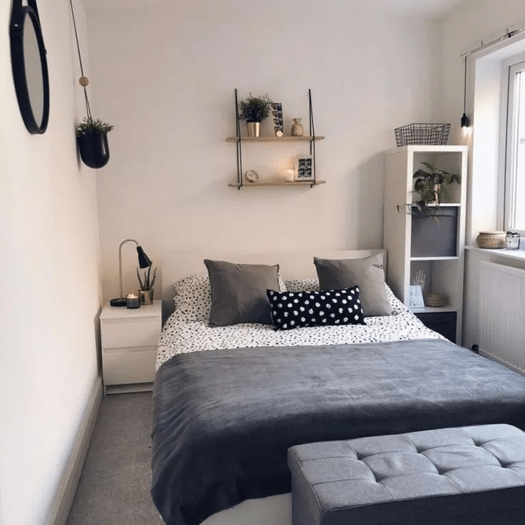 25 Cutest Small Bedroom Decor Ideas Best Designes 2020 Cozysmallbedr Bedroom Ideas For Small Rooms Women Small Bedroom Ideas For Couples Small Room Bedroom