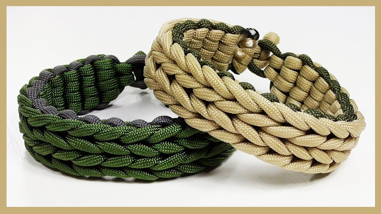 Paracord Bracelet Instructions Without Buckle - Alert Bracelet