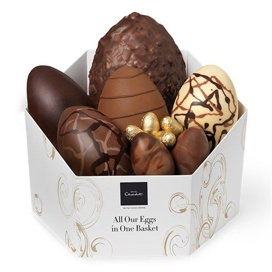 All our eggs in one basket easter pinterest luxury easter eggs luxury chocolate easter eggs stunning easter gifts at hotel chocolat find the perfect easter gift or simply indulge in our award winning chocolate negle Image collections