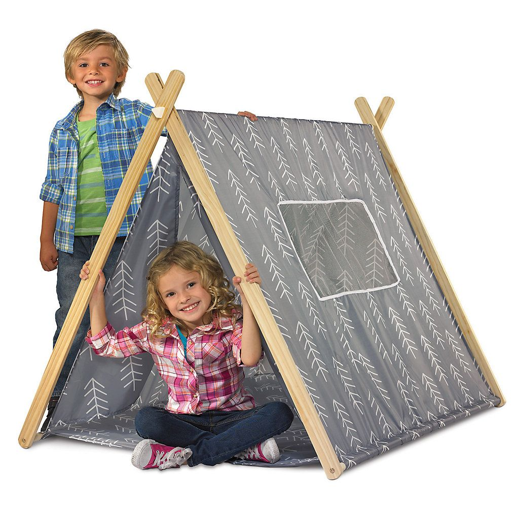 Discovery Kids Foldable Play Tent  sc 1 st  Pinterest : fold up play tent - memphite.com