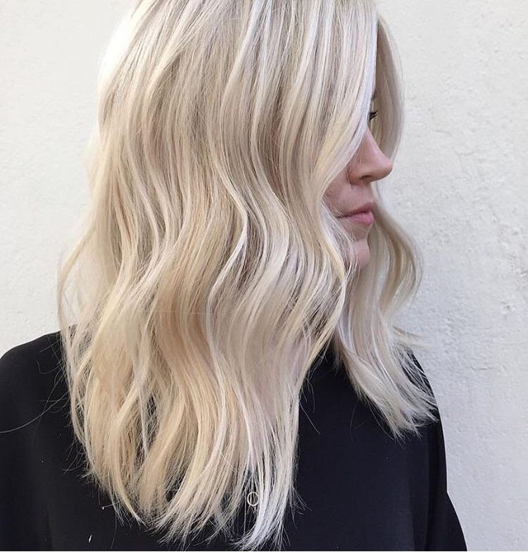 Milky Creamy Blondes By Vivalablonde Cool Blonde Hair Bright