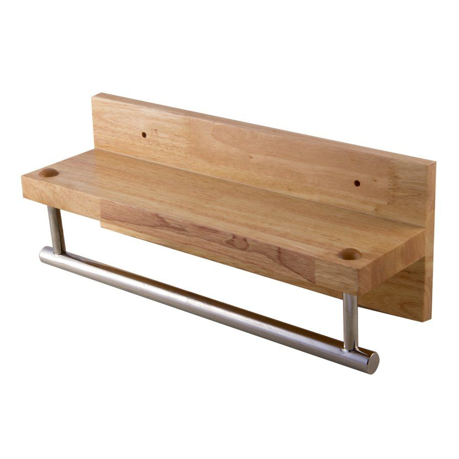 Wooden Shelf 16\