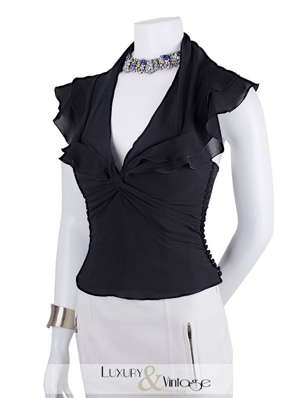 Pinterest John Galliano Christian Corset Dior Silk By Blusas 408qBS